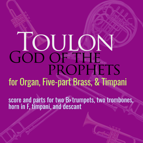 Covers HymnDescants Toulon b